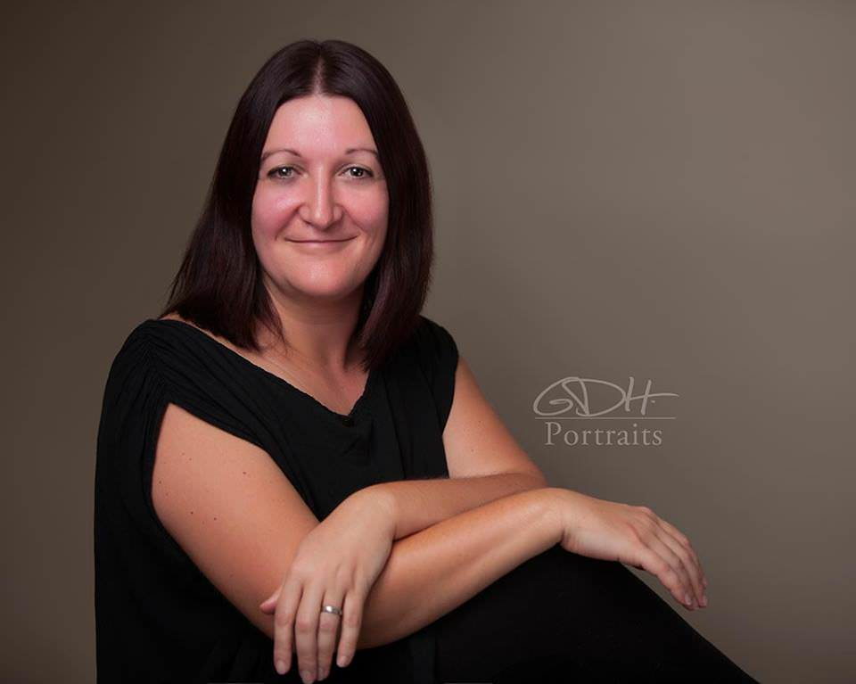Picture of Sandra Cullen Baby Photographer in Greenwich
