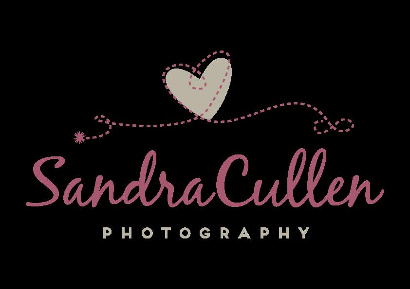 Sandra Cullen Baby photographer in South East London Logo