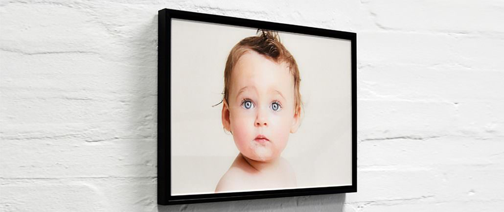 Choosing from your newborn photo gallery products