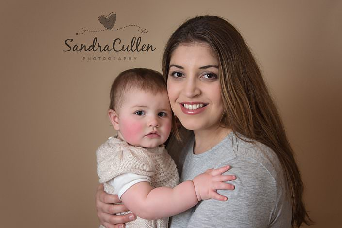 Mother and child photoshoot