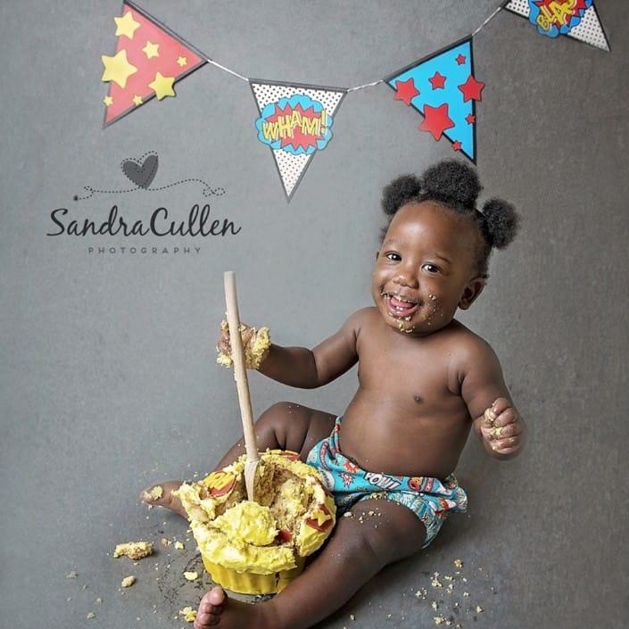 Cake-smash-Photography