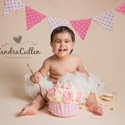 Fun cake smash sessions
