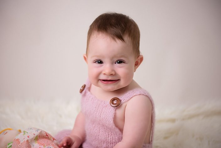 Baby sitter session with Sandra Cullen Photography London